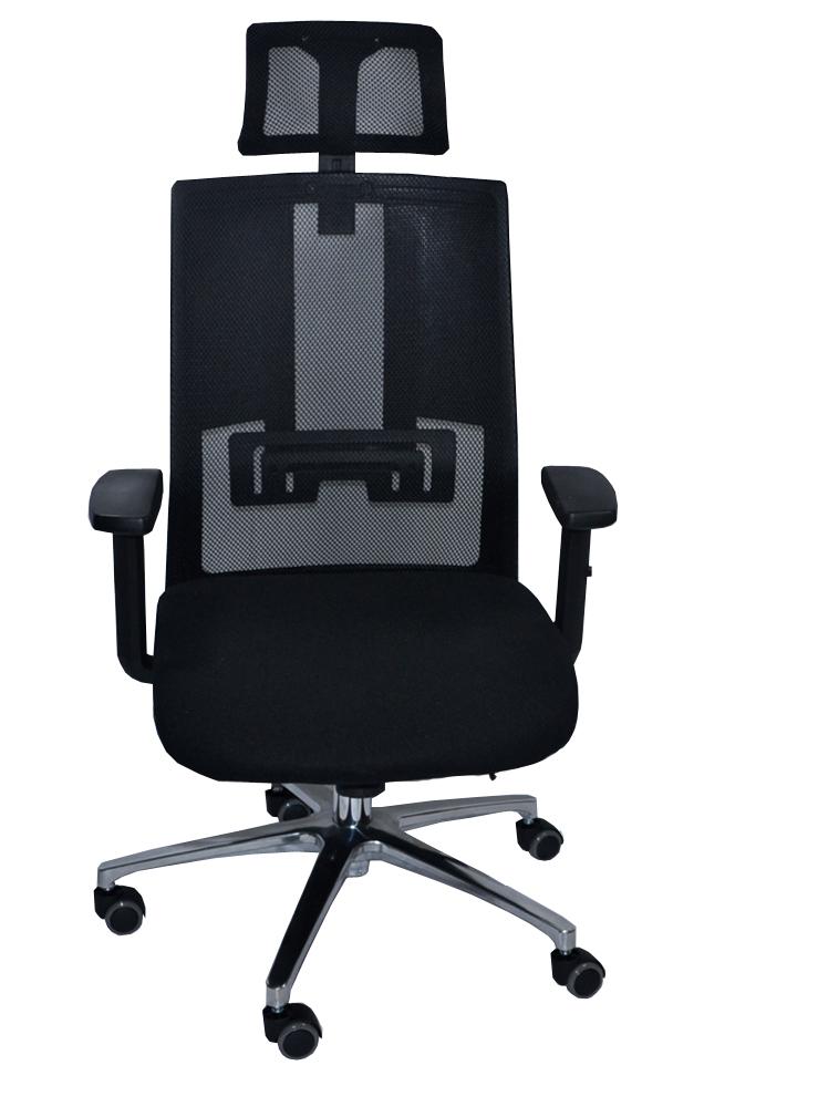 b rostuhl kopfst tze verstellbare armlehne drehstuhl chefsessel computerstuhl ebay. Black Bedroom Furniture Sets. Home Design Ideas