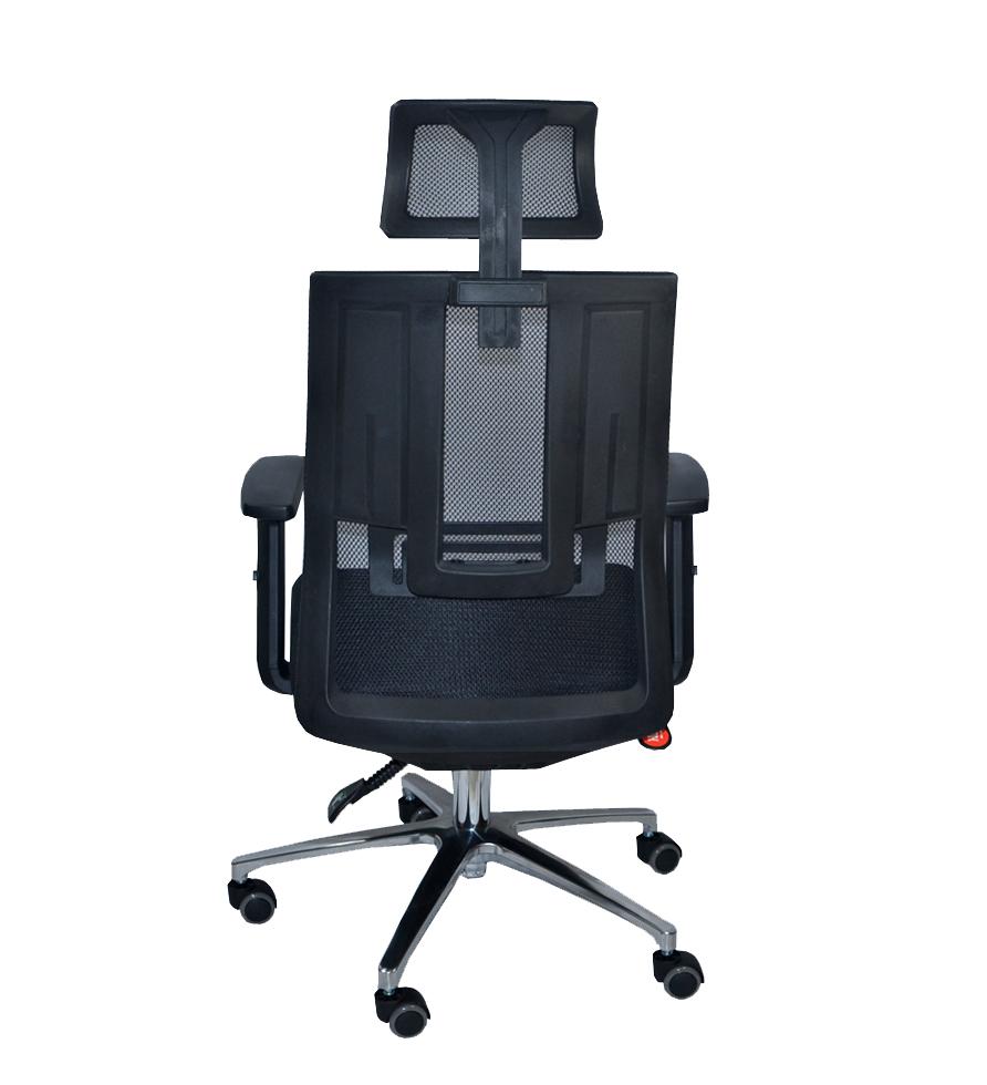 b rostuhl kopfst tze verstellbare armlehne drehstuhl chefsessel schwarz stuhl ebay. Black Bedroom Furniture Sets. Home Design Ideas
